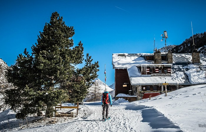 Rifugio Terzo Alpini