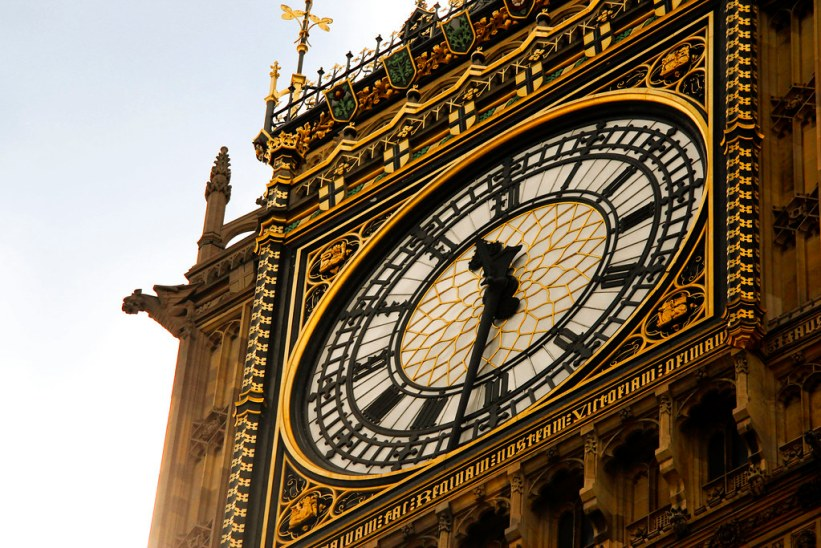 London i billeder - Big Ben