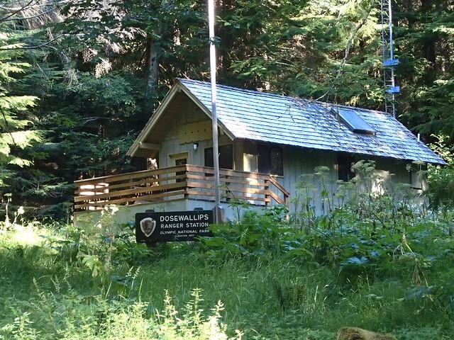 Dosewallips Ranger Station