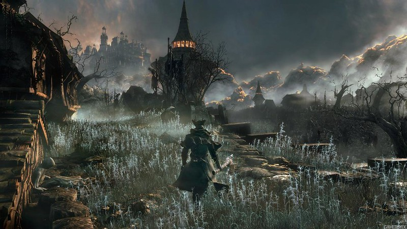 Bloodborne PS4 reseña