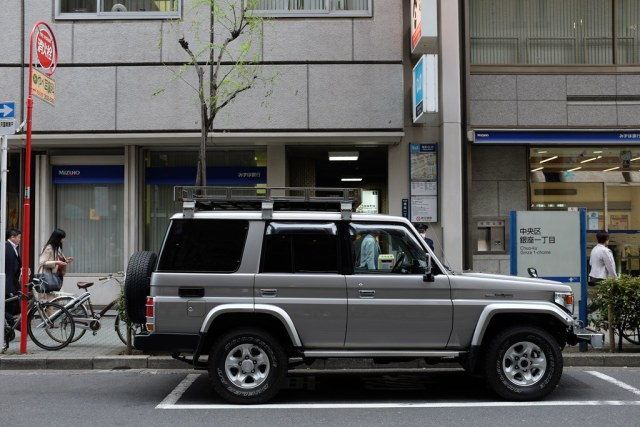 TOYOTA LAND CRUISER 2015/04/03 X1004035