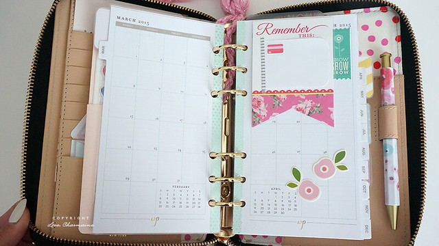 My Kate Spade Personal Planner