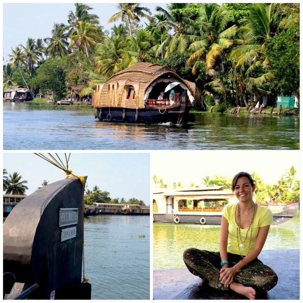 Hoteles en Kerala Backwaters