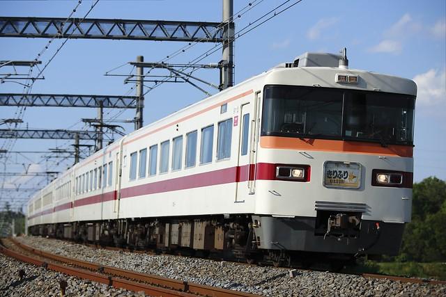 """Tobu Railway Series 300 (Formation 301) Ltd.Exp.""""Kirifuri"""""""