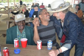 009 Leo Bud Welch, Duwayne Burnside & Jimbo Mathus