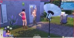 Les Sims 4 satellite