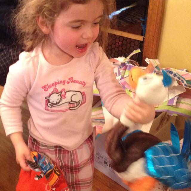 March 30, 2015 ~ Ashlin's On-Going Birthday (5/6)