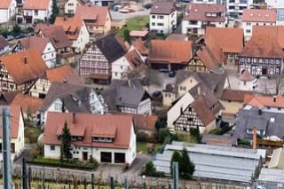 Fachwerk in Strümpfelbach