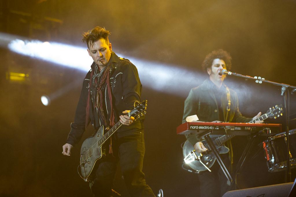 Hollywood Vampires - Rock in Rio Lisboa 2016