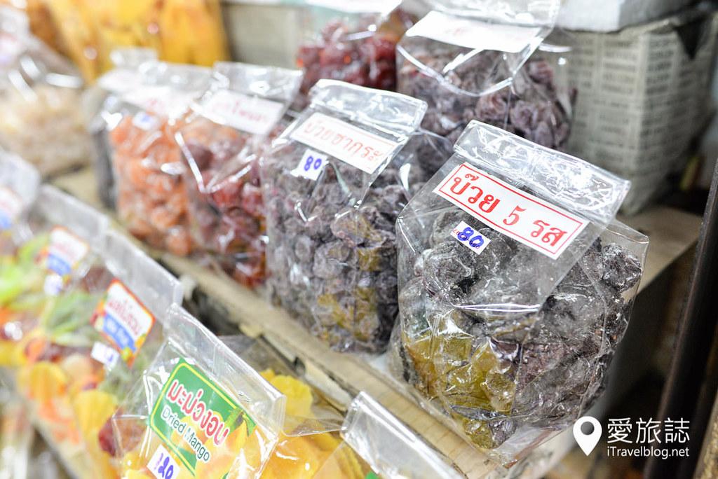清迈市集 瓦洛洛市场 Waroros Market 20