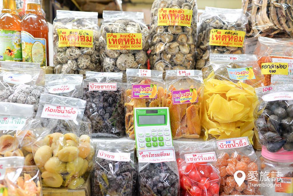 清迈市集 瓦洛洛市场 Waroros Market 21