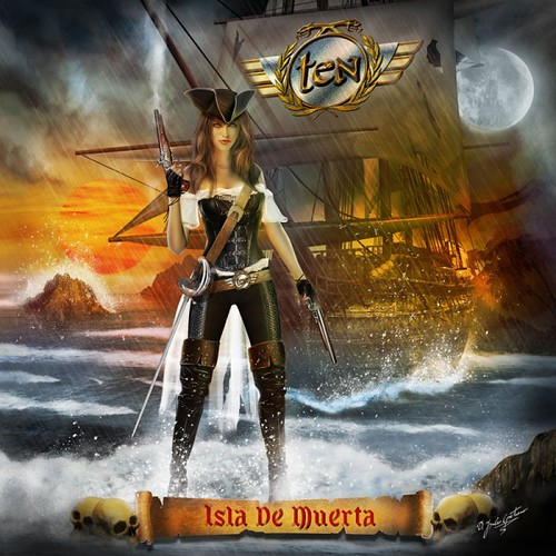 Artwork for 'Isla de Muerta' by Ten