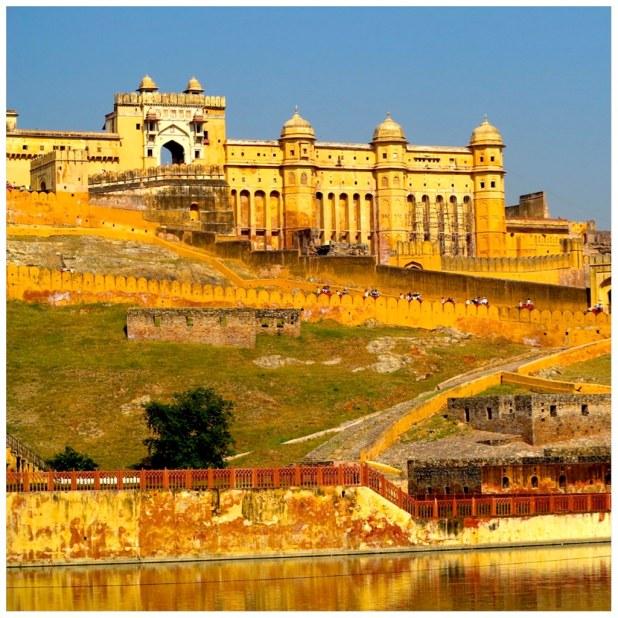 Fuerte de Amber India
