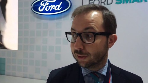#MWC15 Ford Smart Mobile
