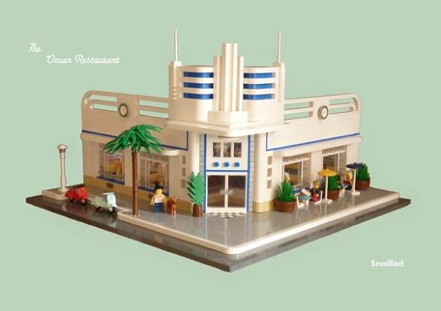 The Ocean Restaurant