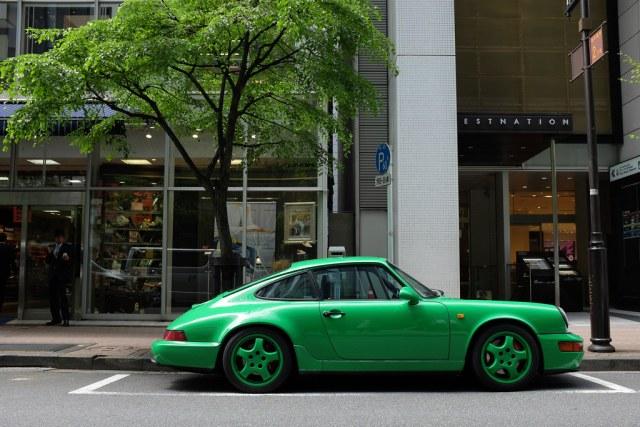 Porsch 911 Carerra 2(9640 2015/04/22 X1004082
