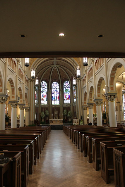 Cathedral of St. John the Evangelist, Lafayette LA