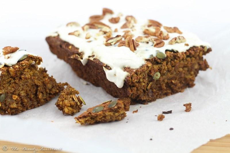 recept: gezonde carrot cake