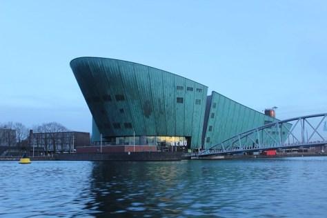 Nemo Science Centre - Amsterdam