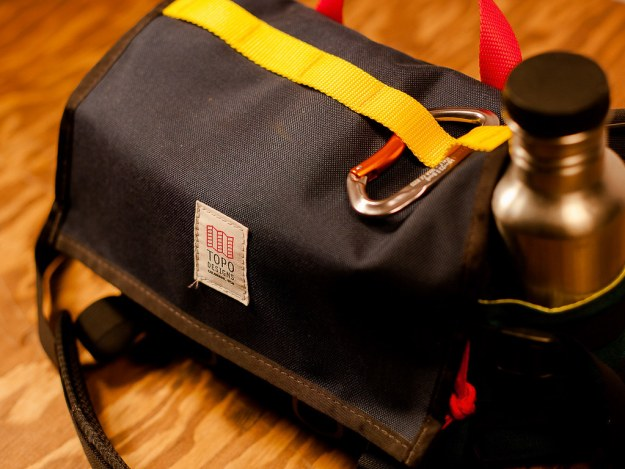 Topo Designs Field Bag Review