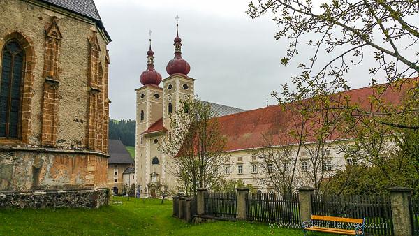 Klösterreich - Eine Nacht im Benediktinerstift St. Lambrecht