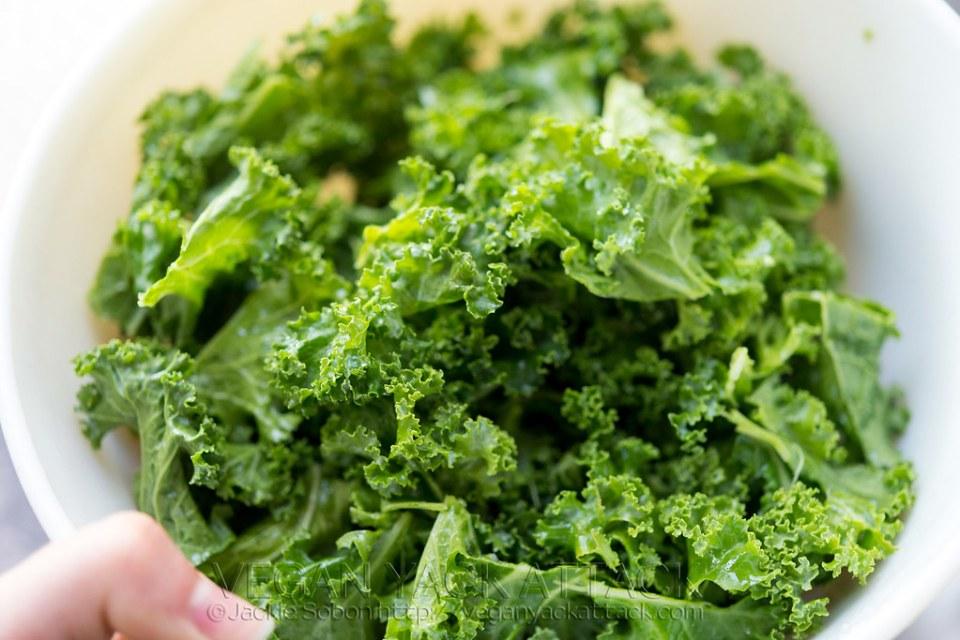 Raw Curly Kale