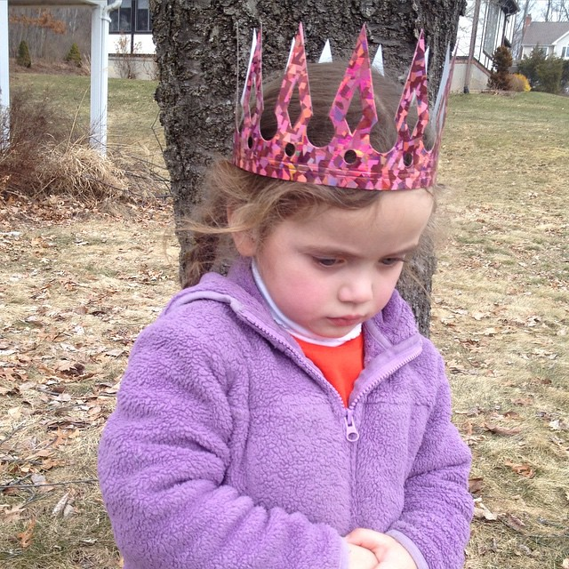 March 30, 2015 ~ Ashlin's On-Going Birthday (1/6)