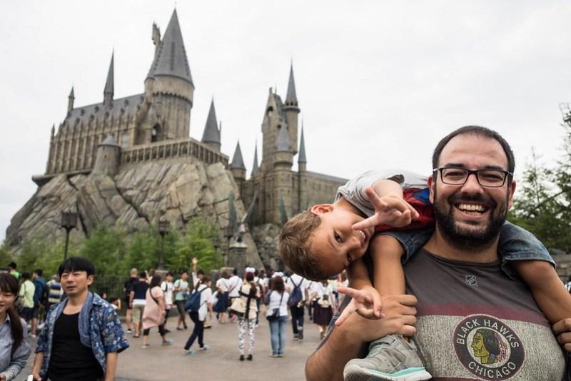 The Wizarding World of Harry Potter en Universal Studios Japan