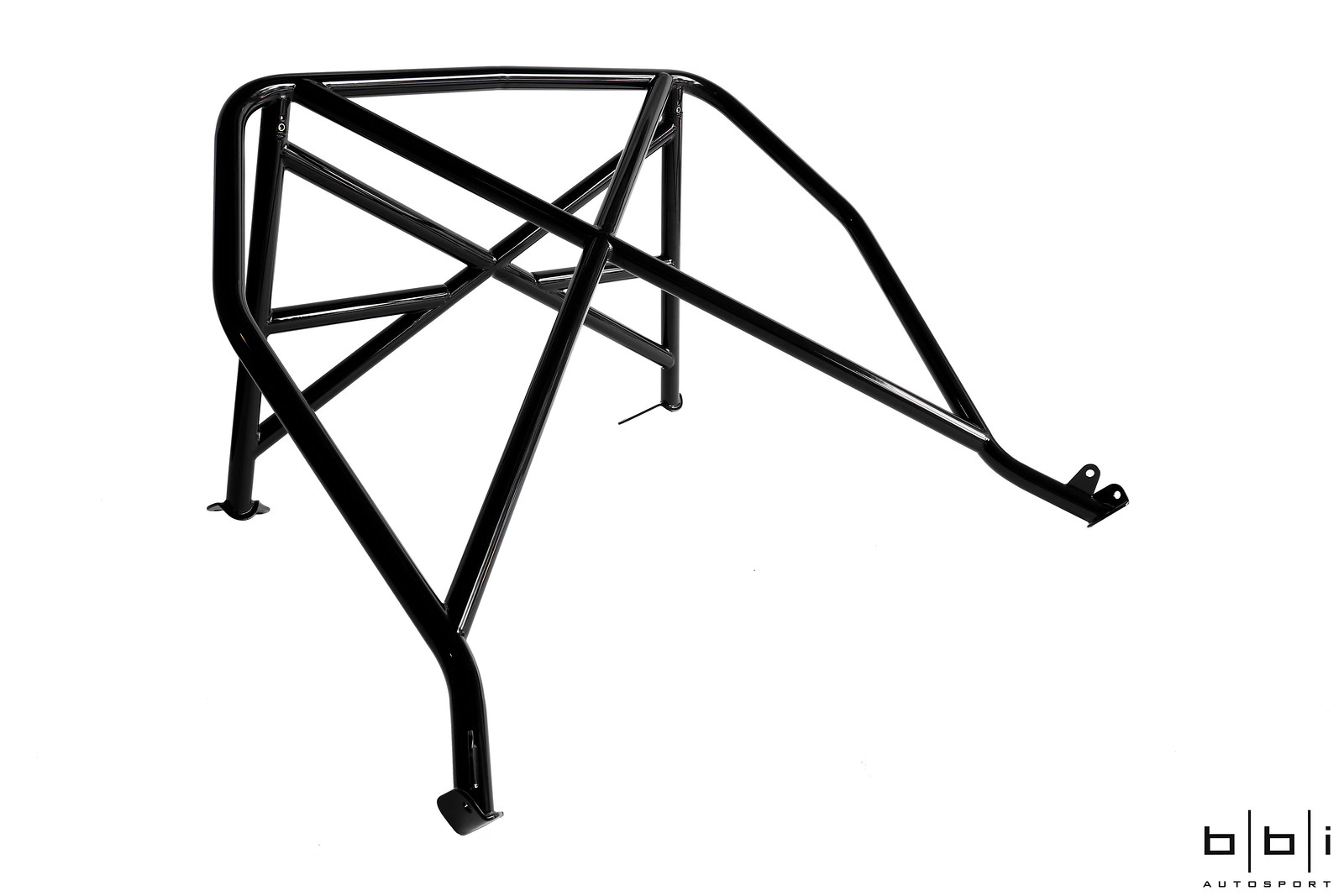 Bbi Autosport Porsche 997 Turbo Roll Bar Subwoofer