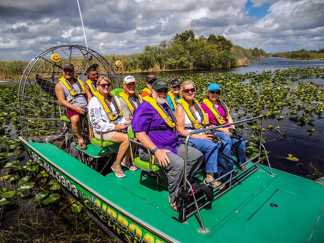 Blue Cypress Swamp Air Boating-6