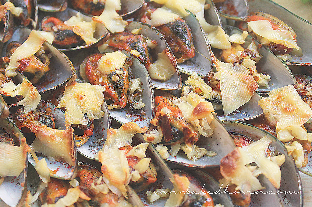 Baked Chili Mussels2