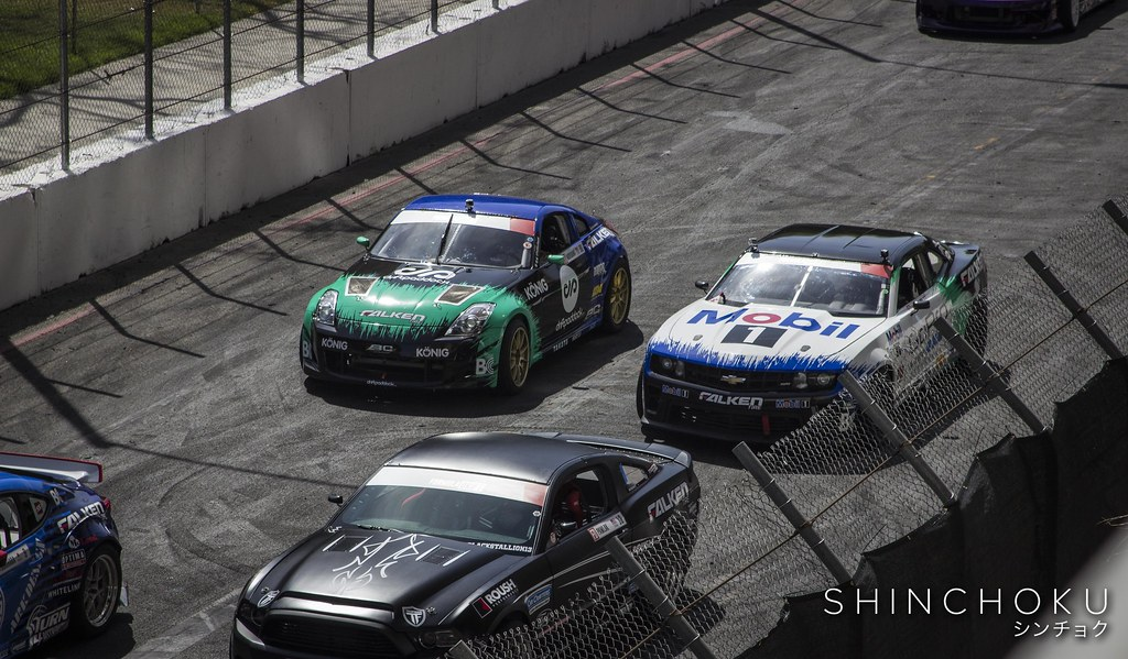 Formula Drift Long Beach 2015