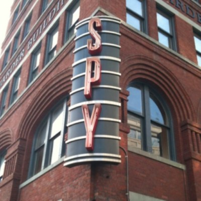 International Spy Museum, quirky Washington DC spots