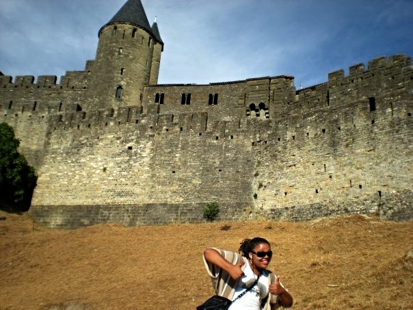La cité, carcassonne, france, small cities you should visit, unesco heritage site
