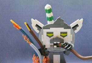 Server Error 223 - Hungry Lemur