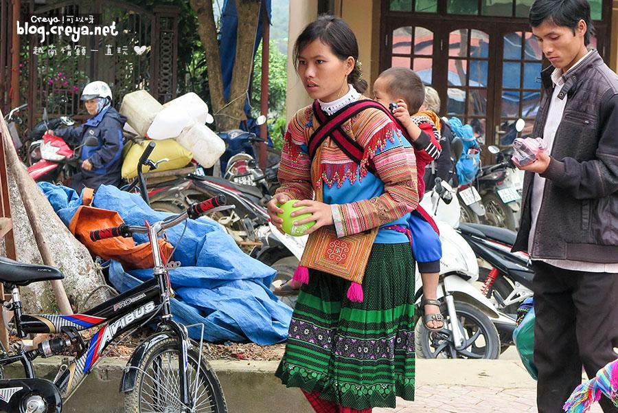 2015.04.19  越南情願一直玩  踏入北越少數民族村Sapa沙壩的九景有法子 之 市集篇 32.jpg