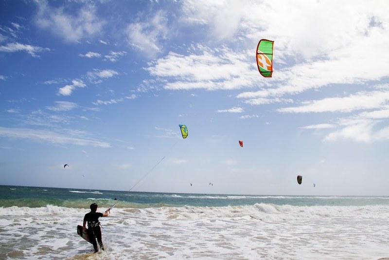 kitesurf au Cap Vert UCPA