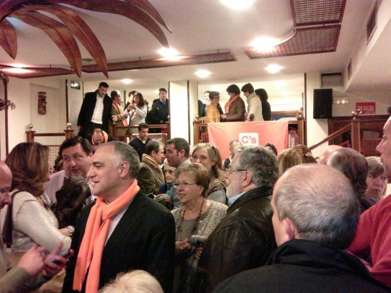 Ciudadanos estrena sede en Collado Villalba