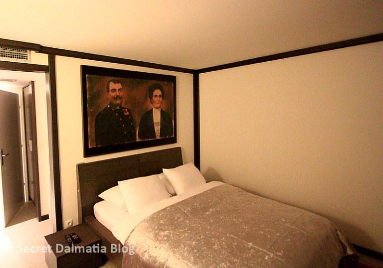 The apartment at Vinaria