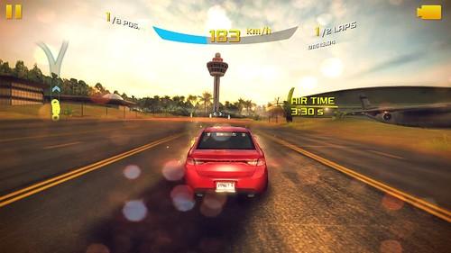 เกม Asphalt 8: Airborne บน Acer Liquid Z410