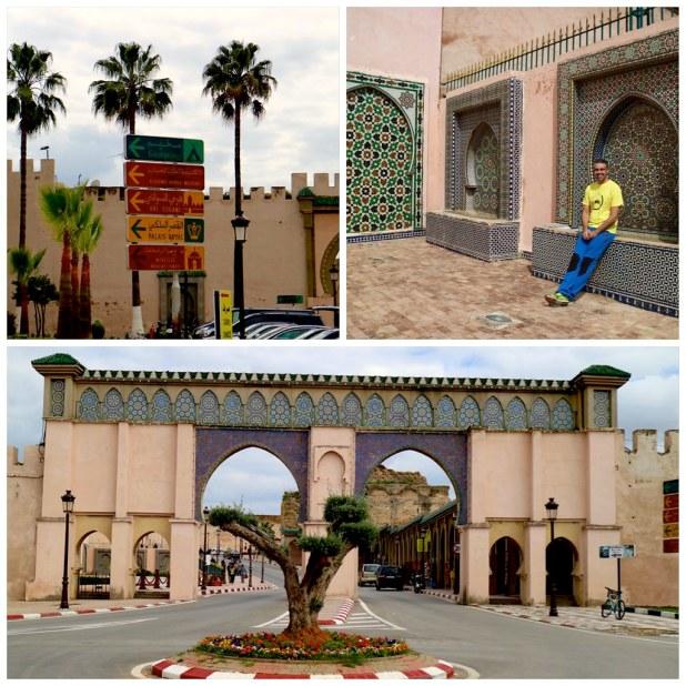 Ciudad Imperial Meknes