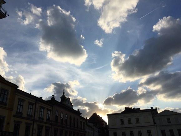 Date Night in Poland (4/27/15)