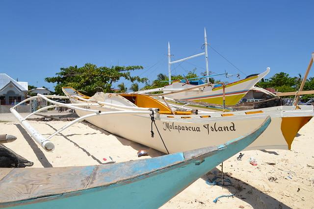 Malapascua playas