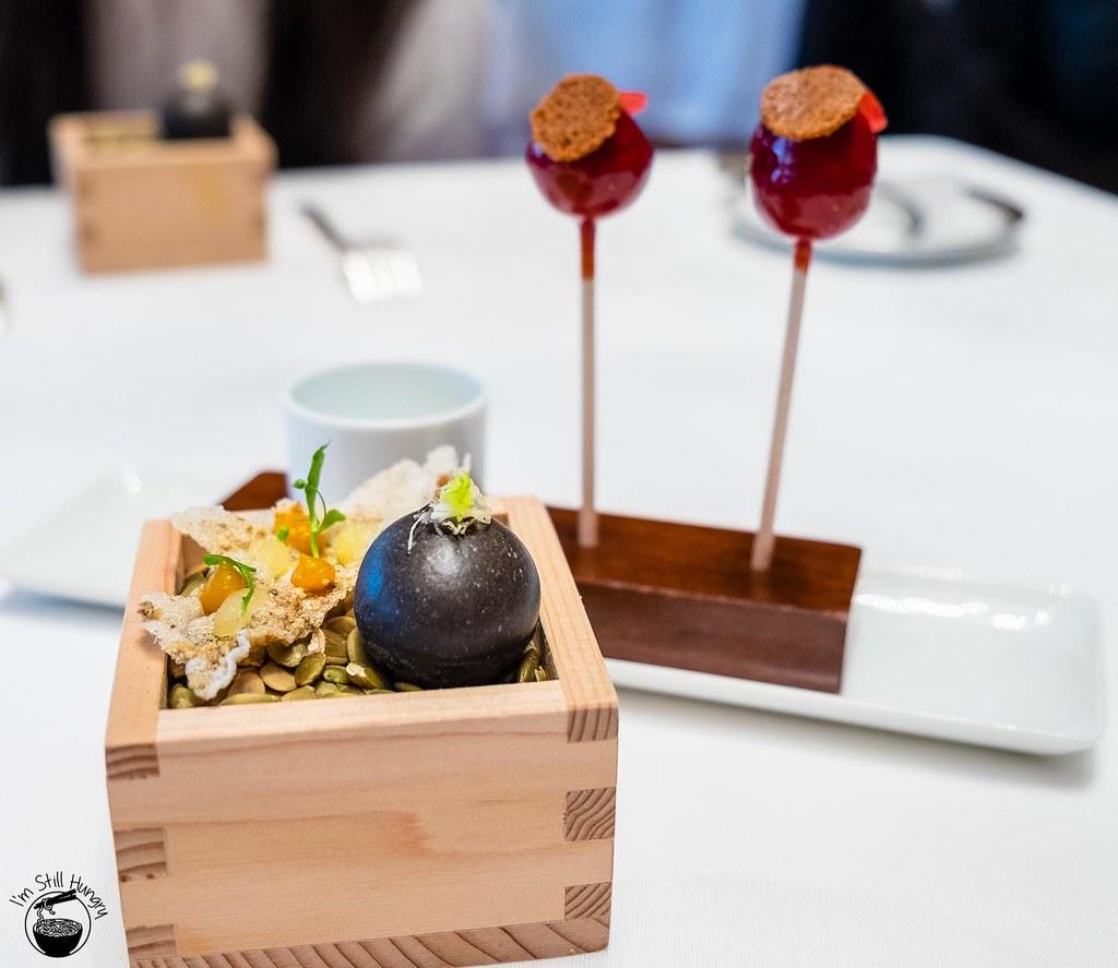 Amber Restaurant Hong Kong