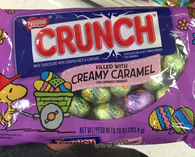 NESTLE?® CRUNCH® Creamy Caramel NestEggs