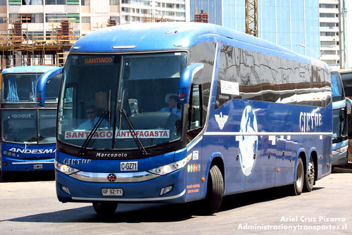 Ciktur - Iquique - Marcopolo Paradiso 1200 G7 / Volvo (GFGZ71)