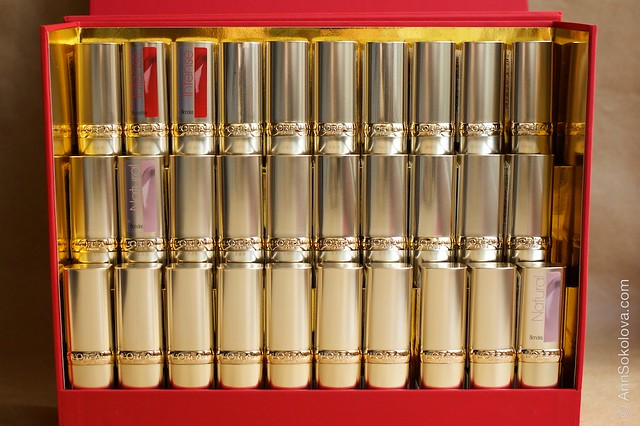 03 L'Oreal Paris Color Riche Lipstick 30 years 30 new shades swatches