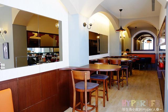 SOLA Caffé – 臺中北區新開幕咖啡店又一發!!主打好吃古巴三明治&熱壓方磚~ – 強生與小吠的Hyper人蔘~