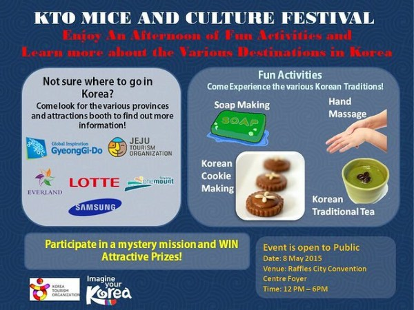 KTO Culture Fest sgXCLUSIVE