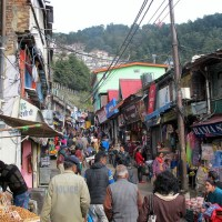 Backpacking India: Shimla